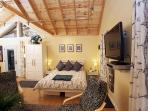 Sleeping area / living area