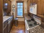 Kitchenette in the Master Suite