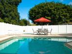 3 bedrm, 3 bath, large private pool