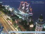 Malecon Night View