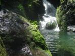 Beautiful places to visit - Wigmore waterfall