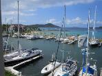 Balcony - Panoramic Waterfront Views, right on the marina, short walk to the beach