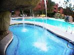 Clubhouse hot tub Anasazi Village Condos Resort