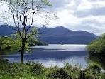 The stunning lakes of Killarney