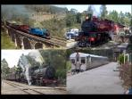 Ride the historic Zig Zag Railway