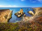 Nearby Montaña de Oro State Park is one of the largest in California; has fabulous trails & beaches!