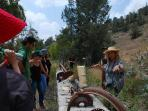 eco-tours in the area- stream reclamation by Shai Zakai selected by Google Earth as one of world 20 influential eco-art...