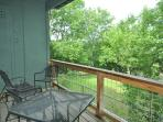 sitting porch off master suite