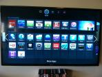 Available Apps on 46' Samsung HD Smart TV