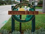 Welcome to Lauderdale by the Sea!