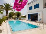 Capo Bay Villa, swimmingpool