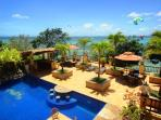 Beach Front 1-bedroom apartment with swimming pool