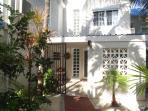 Garden walkway to your front door