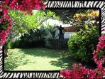 Spacious garden play area for children.  26/04/2014