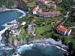 View of the Vida Del Mar condo complex. 29 beautifully landscaped acres.