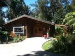 Craftsman cottage on 6 forested acres