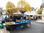 Saint-Aignan Market Square
