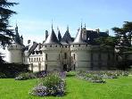 Loire Valley Chateaux - Chaumont
