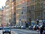 Seifertova street