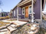 Plum Cottage Luxury Victorian Home in Downtown Breckenridge Lodg