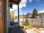 Plum Cottage French Street Breckenridge Lodging Vacation Home Re