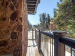 Double Eagle Balcony Breckenridge Lodging