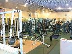 Top of the line Gym