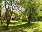 3 acres of gardens to explore