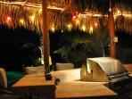 night time at the palapa bar
