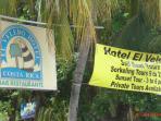 Nearby El Velero Hotel &  Restaurant also offers activities.