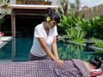 In villa Massage