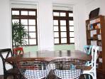 Dining area / sala de jantar