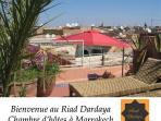 Marrakech - Nice riad - Free Wifi & Breakfast