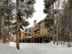 Timbernest Condos in Winter Breckenridge Lodging