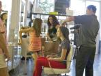 Our salon has great stylists.  You probably don't come to town for a haircut, but one never knows!