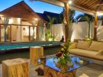 Luxury Private 8 BR Villa Seminyak near Beach