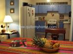 QuitoMyHome DINING ROOM and KITCHEN fully furnished