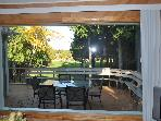 View From Livingroom Window - Fall