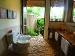 Kohler Toilet with Bidet Spray and Another Dedicated Kohler Bidet