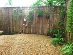 Garden On The Outside Shower