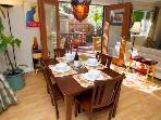 Bonne Chère, Dining Table Seats 4