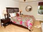 Bonne Chere, Master Bedroom, King Bed, TV