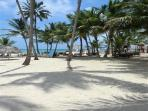 Beautiful Bavaro beach