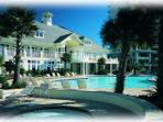 The Club house, Grill, Spa, Restaurant, Hugh pool, Cabanas, Gazebo grill & bar, Children activities.