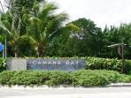 Entrance to Camana Bay