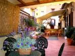 CASA ERIKA IN OLD TOWN CENTER WITH TERRACE!