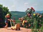 Countryhouse Villa La Rogaia Umbria: Children welcome