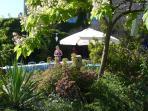 Terrace,  Countryhouse Villa La Rogaia Umbria, Lake Trasimeno
