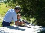 Let us teach your children about gun safety!
