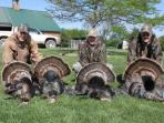 Turkey Hunting packages available...Merriam and Rio!
